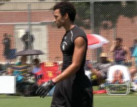 Dante Pettis, JSerra Football and Track athlete