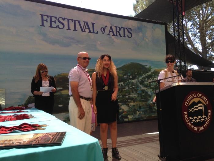 JSerra CHS Blog_Festival of Arts
