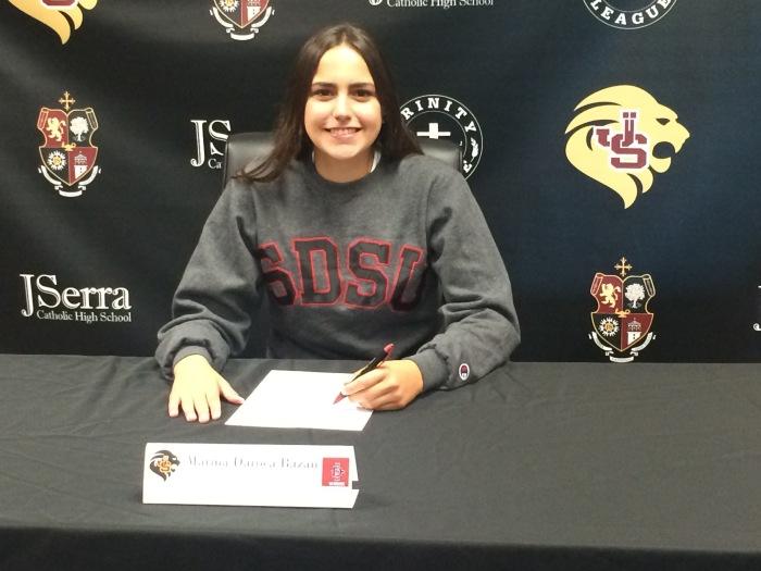 JSerra CHS Blog_Spring Signing Day